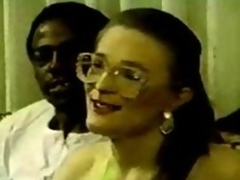 Swinger wife slut taxing say no to first black cocks