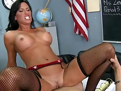 Titty Fucking The Teacher