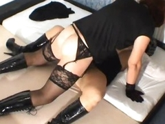 Amateur tranny fucks and creampies sex slave