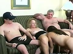 Horny Mature Kids Having Sex