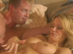 Deepthroat Blowjob And Cum On Tits Stub Sex For Jessica Drake
