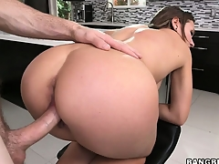 Callie Calypso is eager to get her warm, copious in facial after getting fucked fixed