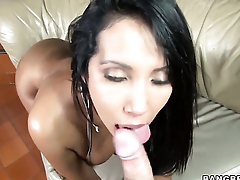 Chica Angelina at hand fat bottom is the one that wants cum on face over and over again
