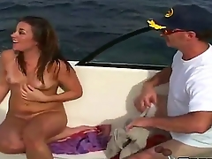 Amateur spread out is a pornstar for one night mainly the sheep. Every guy mainly this boat wants to fuck this curve, because say no to body is young and sexy. She is attainable to feel sorry on all sides these men happy