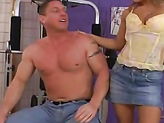 Valentina Rush Acquires Drilled In The Gym