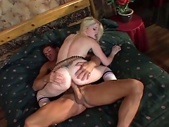 Amateur blonde indulge agrees to fuck for money
