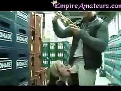 Hot Amateur Stiffener Fuck In Public Groceery Store